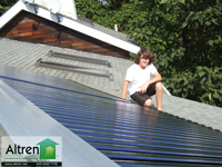 solar thermal rifton
